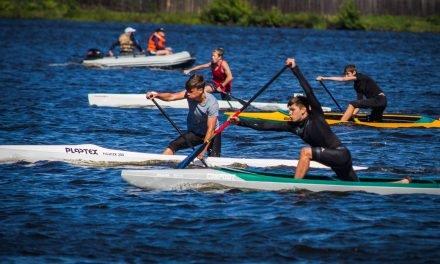 Чемпионат и первенство Свердловской области по гребле на байдарках и каноэ на длинные дистанции