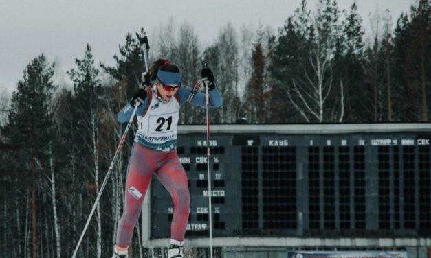 Воспитанница спортивной школы по лыжному спорту Дарья Стихина представит Российскую Федерацию на юниорском чемпионате мира