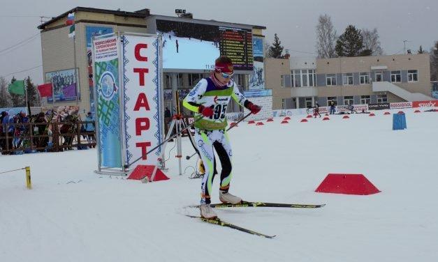 Всероссийские соревнования по лыжным гонкам на призы ЗМС Р.П. Сметаниной