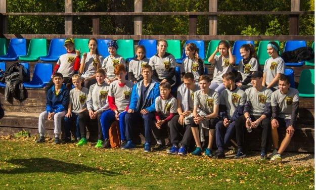 Первенство по специальной физической подготовке спортсменов ГАУ СО СШ по лыжному спорту (Фотоотчёт)