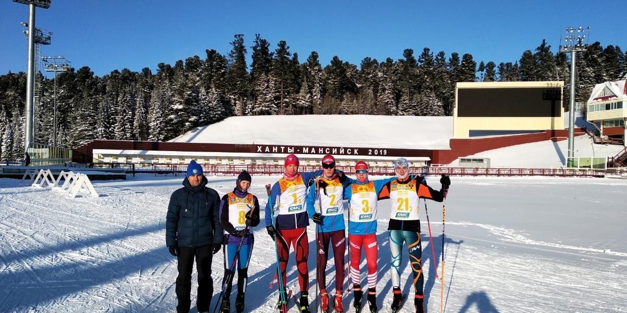 Тренировочное мероприятие г. Ханты-Мансийске
