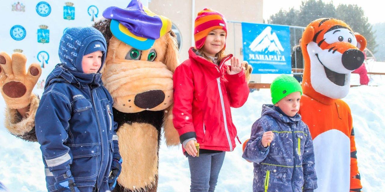 Соревнования по лыжным гонкам «Серебряное копытце»