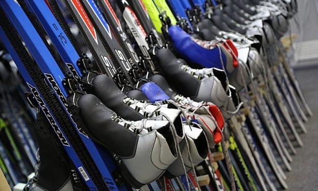 Закрытие проката лыж с 12 марта