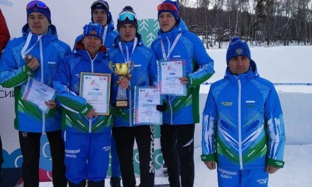 Вчера в г. Красноярск закончился Финал Х Зимней спартакиады учащихся России