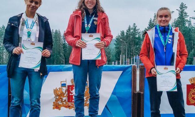 Чемпионат и Первенство Свердловской области по лыжным гонкам в летних дисциплинах