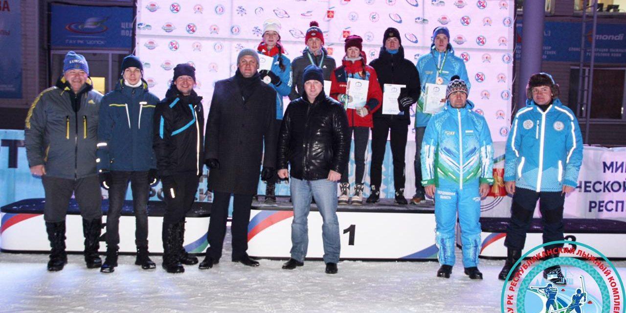 Всероссийские соревнования по лыжным гонкам среди юношей и девушек 17-18 лет