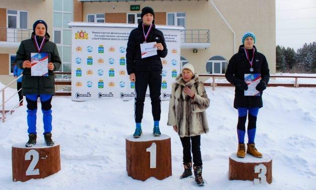 """Итоговые протоколы соревнования по лыжным гонкам """"Мемориал Рыжкова""""."""