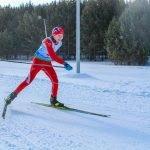 Фотоотчёт с соревнования по лыжным гонкам «Серебряное копытце» 2021