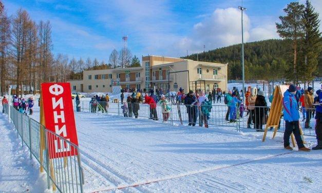 Закрытие Зимнего спортивного сезона 2021