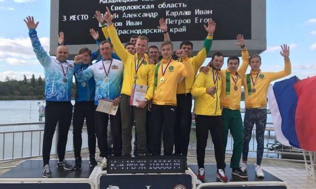 Чемпионат РФ 🇷🇺 по гребле на байдарках и каноэ среди мужчин и женщин